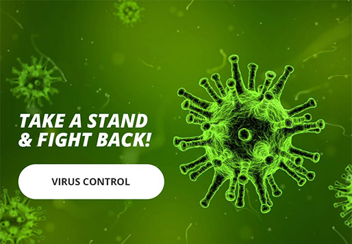 Virus control products