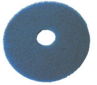 Blue Floor Pad 18 inch