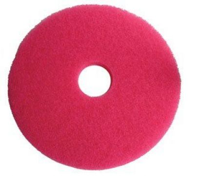 Red Floor Pad 14 inch