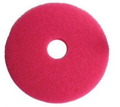 Red Floor Pad 15 inch