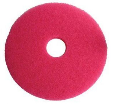 Red Floor Pad 18 inch