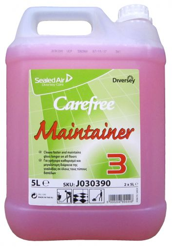 Carefree Floor Maintainer x 5 ltr