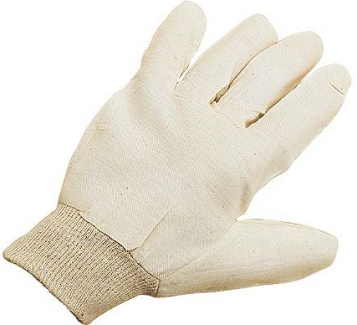 Keep Clean Standard Quality Cotton Drill Gloves