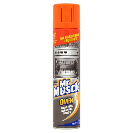 Mr Muscle Oven Cleaner x 300ml