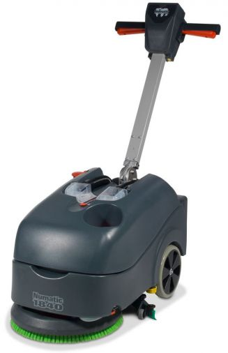 Numatic TwinTec TTB1840G/1 Scrubber Drier With Brush & Battery